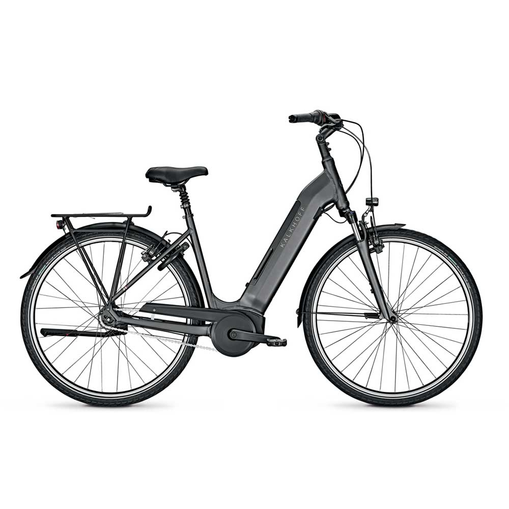 Kalkhoff E-Bike Agattu 4.B. Move Modell 2020 mit tiefem Durchstieg