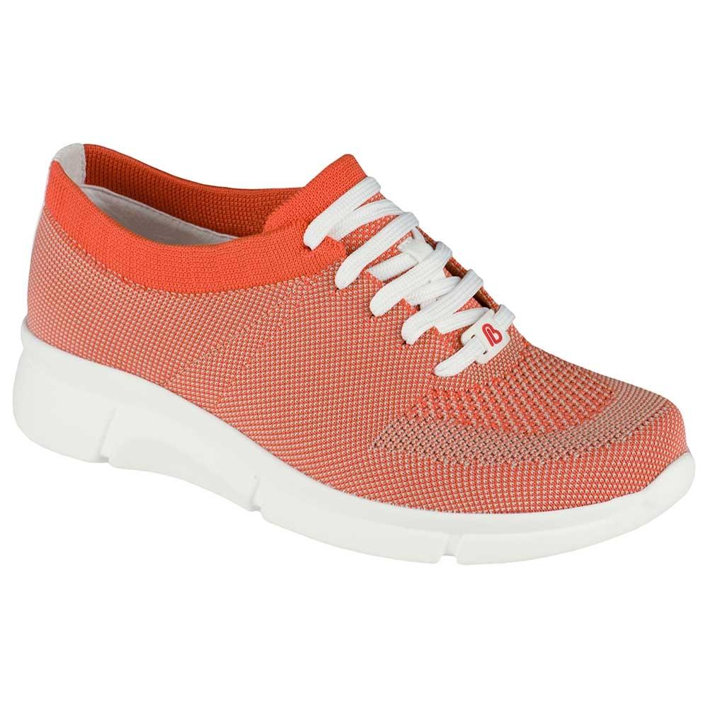 orange| Berkemann Damenschuhe Allexis Comfort Knit Orange