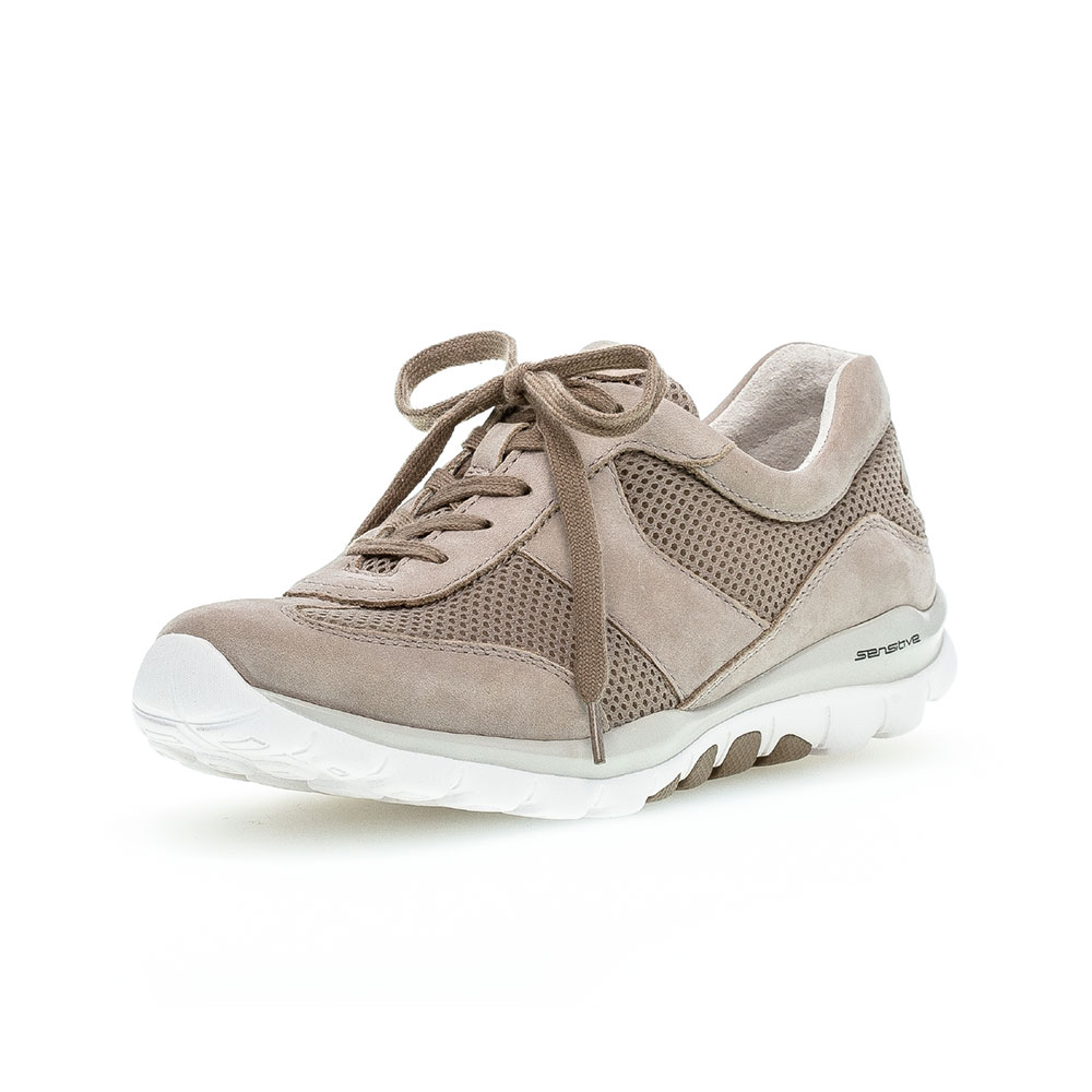 Gabor Rollingsoft Sneaker für Frauen in Viscone - Frontansicht