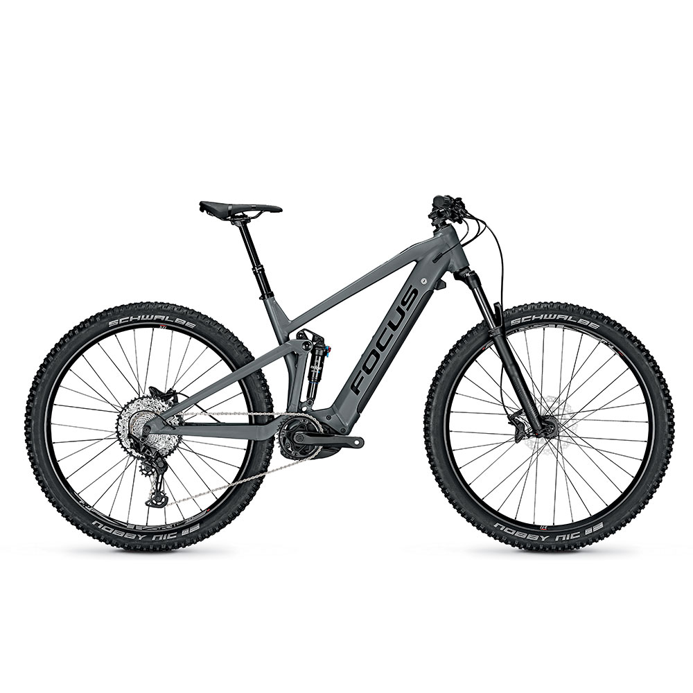 E-Bike Flyer Thron2 8 grau
