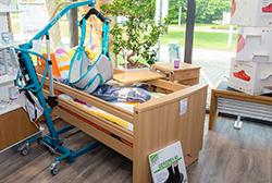Pflegehilfsmittel & mehr bei Kaphingst in Wetzlar