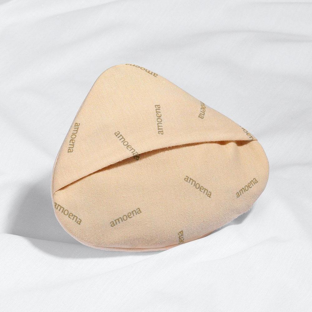 Amoena Priform P, Rückseite aus besonders weicher Baumwolle, Fiberfill Material lässt sich nachfüllen oder entnehmen zur Volumenanpassung