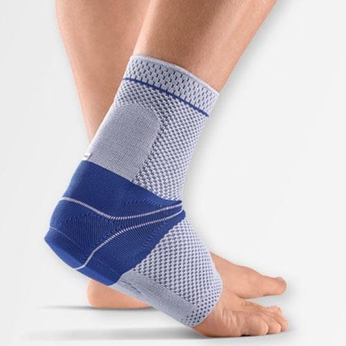 Bauerfeind AchilloTrain® Fußbandage zur Entlastung der Achillessehne mit viscoelastischer Profileinlage