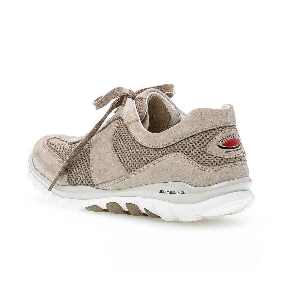 Gabor Rollingsoft Sneaker für Frauen in Viscone -  Rückansicht