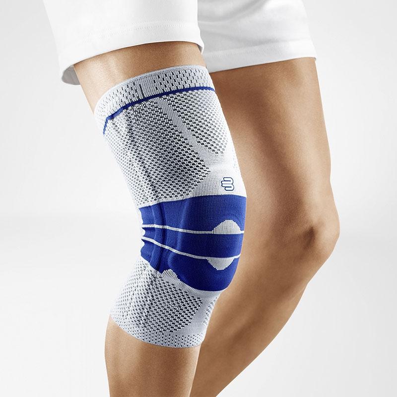 Bauerfeind GenuTrain® Kniebandage zur Entlastung und Stabilisierung des Kniegelenks