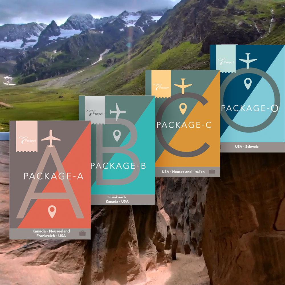 Horizon Passport Player Video Packages