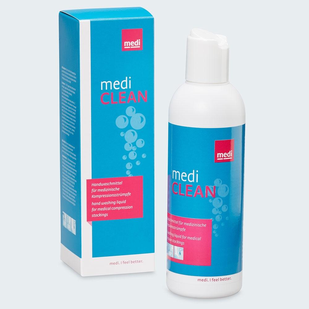 medi clean Waschmittel für Kompressionsstrümpfe