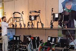 Rollatoren & Rollstühle bei kaphingst in Biedenkopf