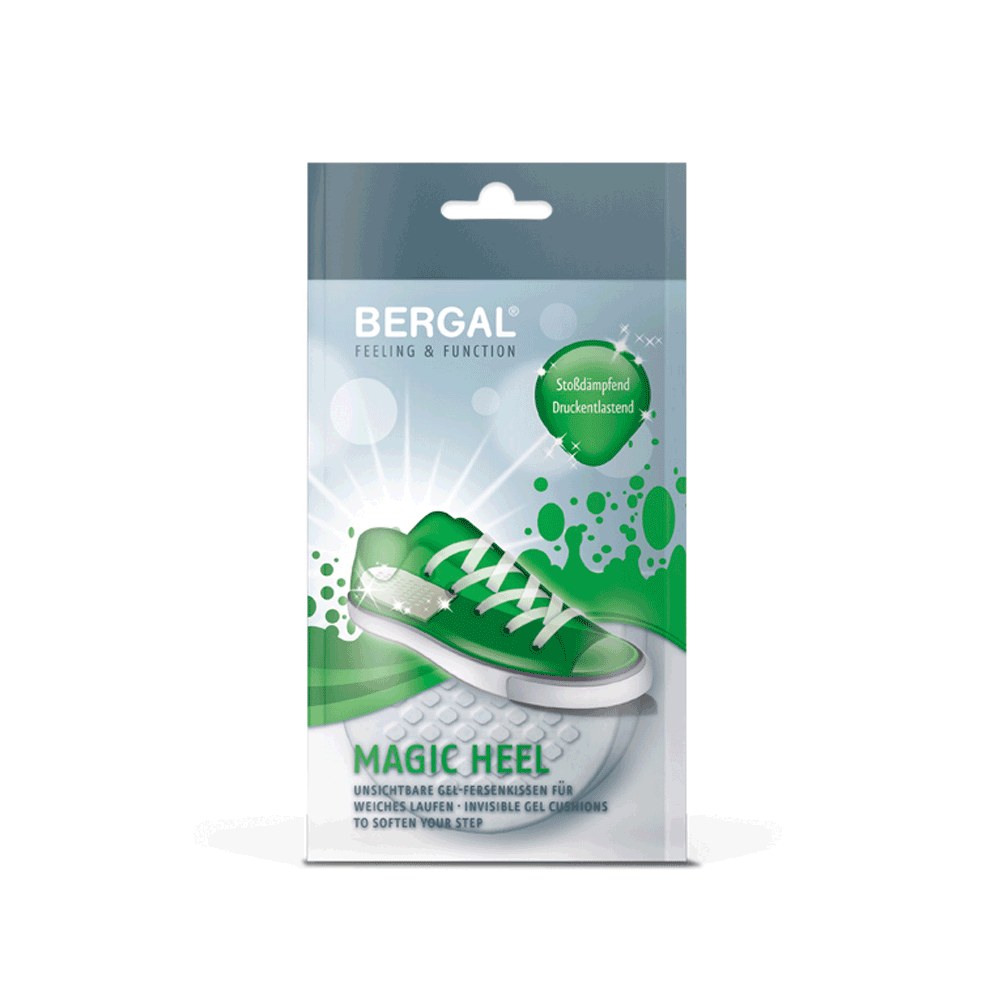 BERGAL® Fersenkissen Magic Heel