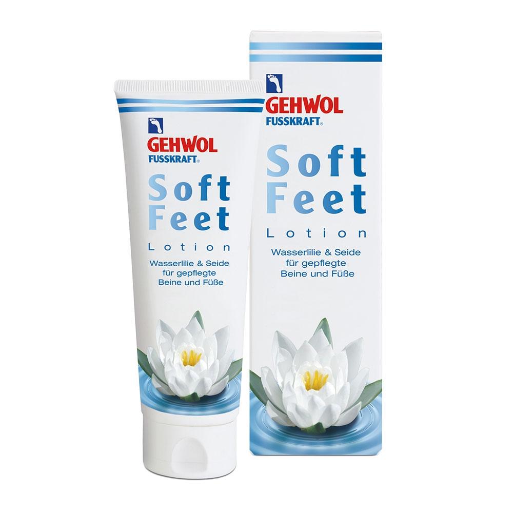 Fußkraft Soft Feet Lotion 125 ml