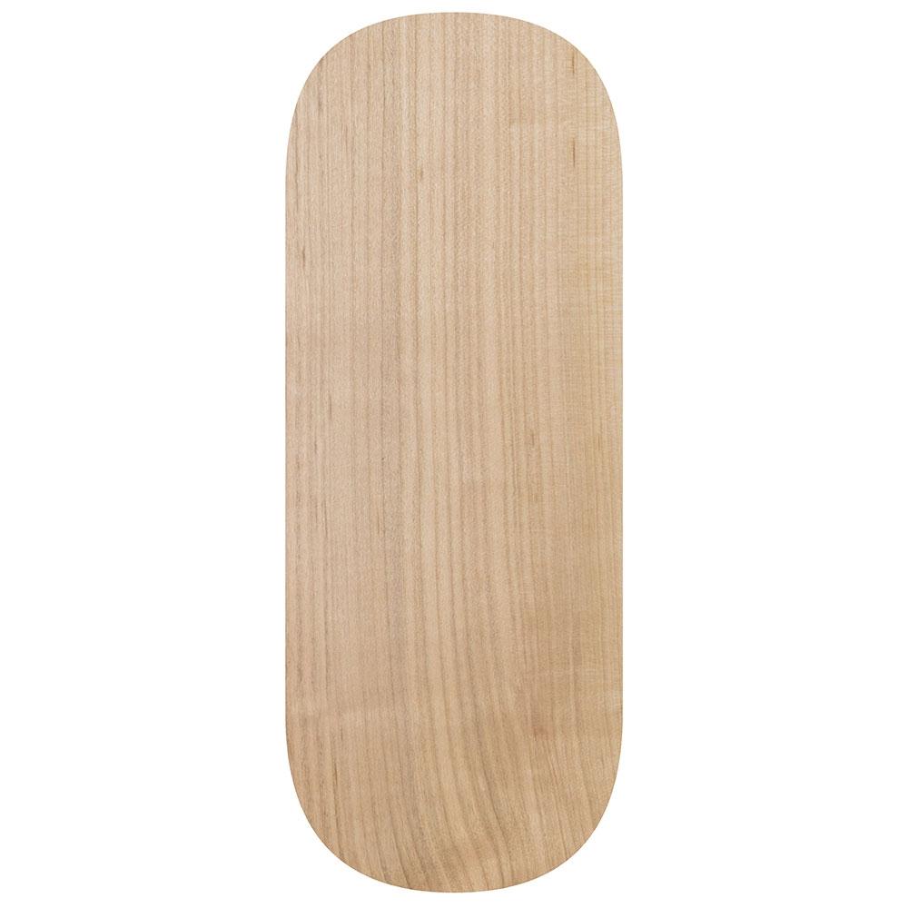Rutschbrett aus Holz von meinHOLTZ Natur ohne Motiv