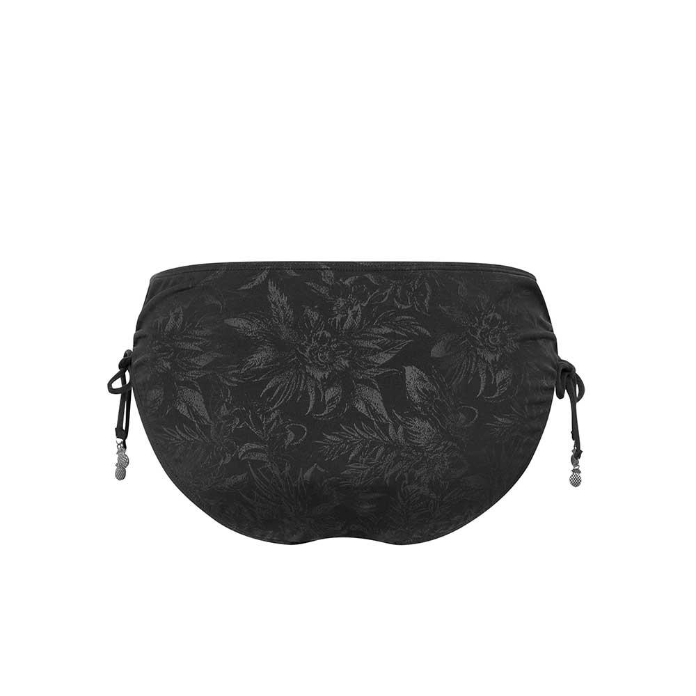 Amoena Manhattan Bikinihose schwarz Rückansicht