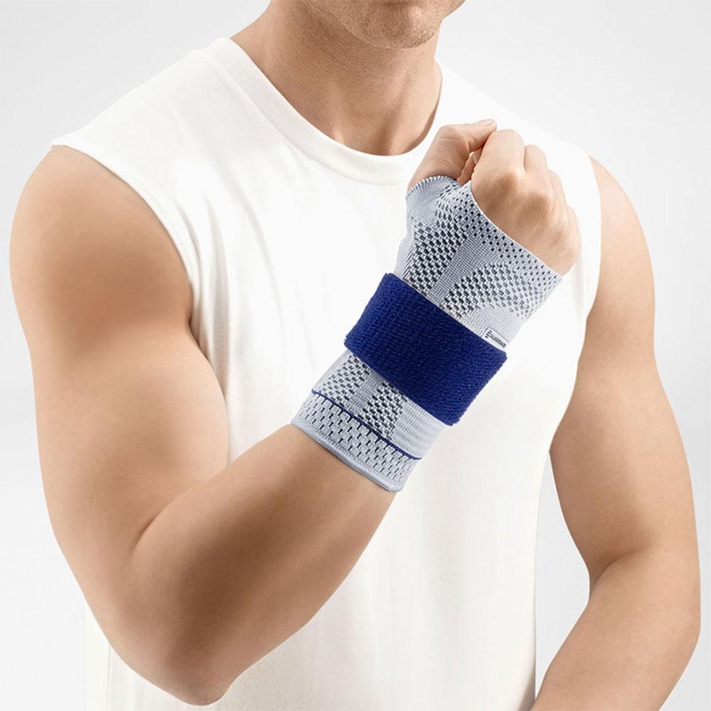 Bauerfeind ManuTrain Bandage zur Unterstützung des Handgelenks
