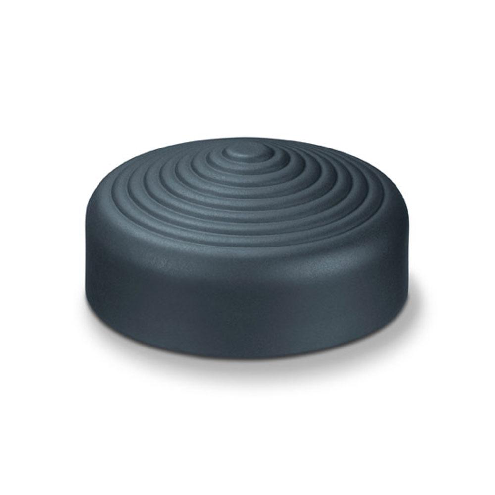 beurer Infrarot-Klopf-Massagegerät MG 100 Metal pro Line, Riefenaufsatz