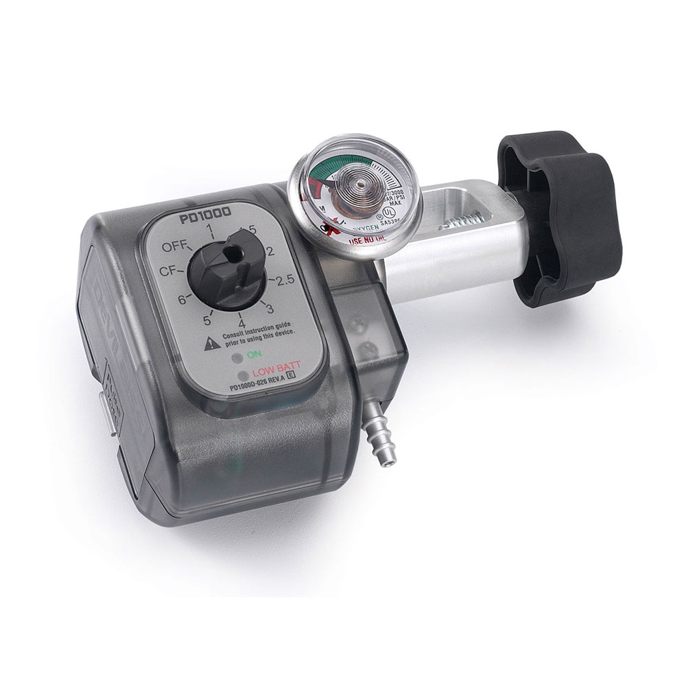 Kompaktes Sauerstoffeinspargerät Pulse Dose PD 1000