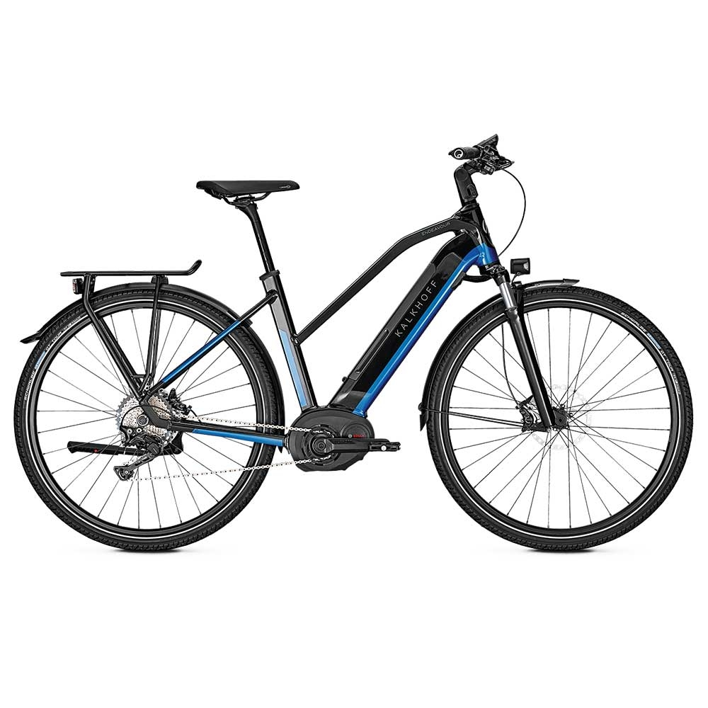 Trapez| Kalkhoff E-Bike Endeavour 5.B Advance, Trapezrahmen