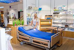 Pflegebetten und mehr in Marburg/Wehrda