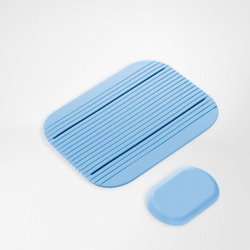 MyoTrain Oberschenkelbandage mit Akutpelotte und größerer Funktionspelotte