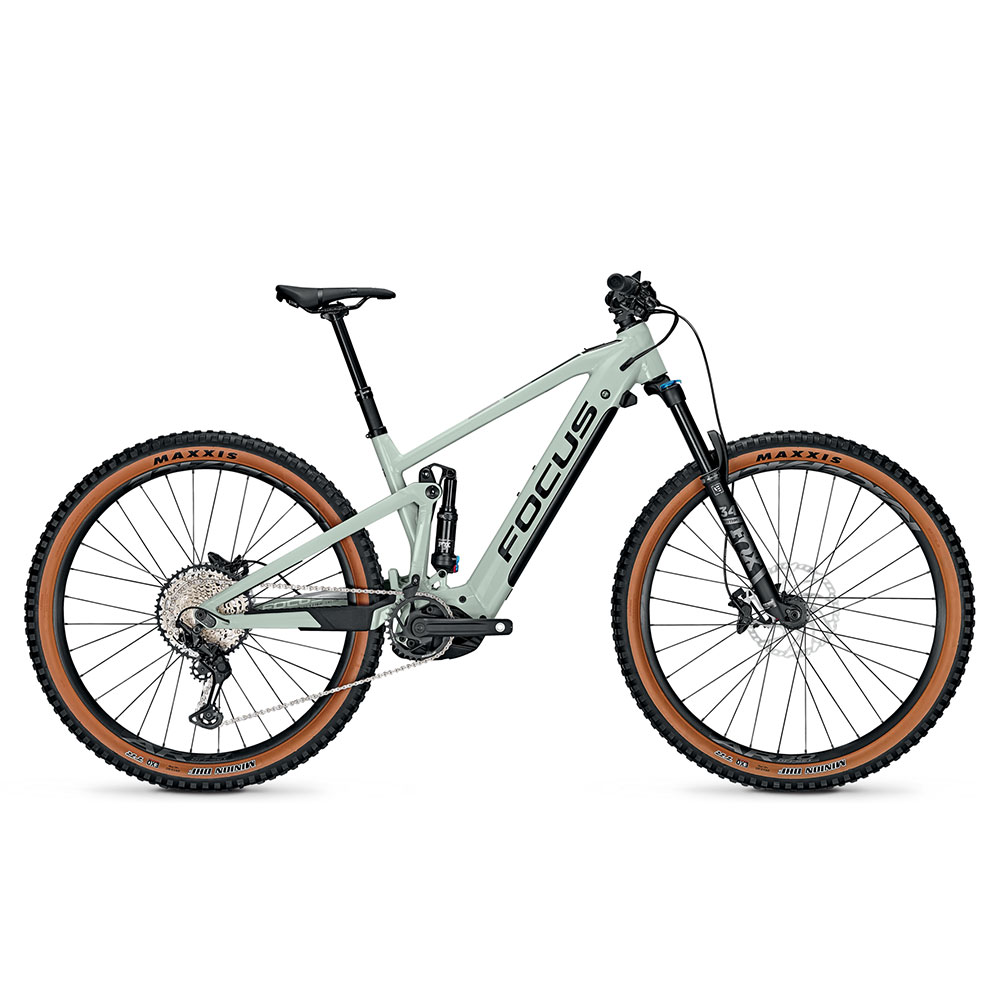 E-Bike Flyer Jam2 6.8 Nine grau
