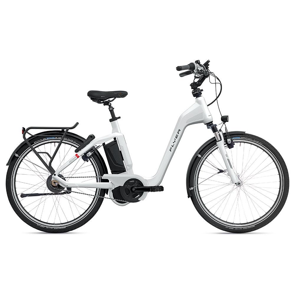 Weiss | E-Bike FLYER Gotour4 7.01R
