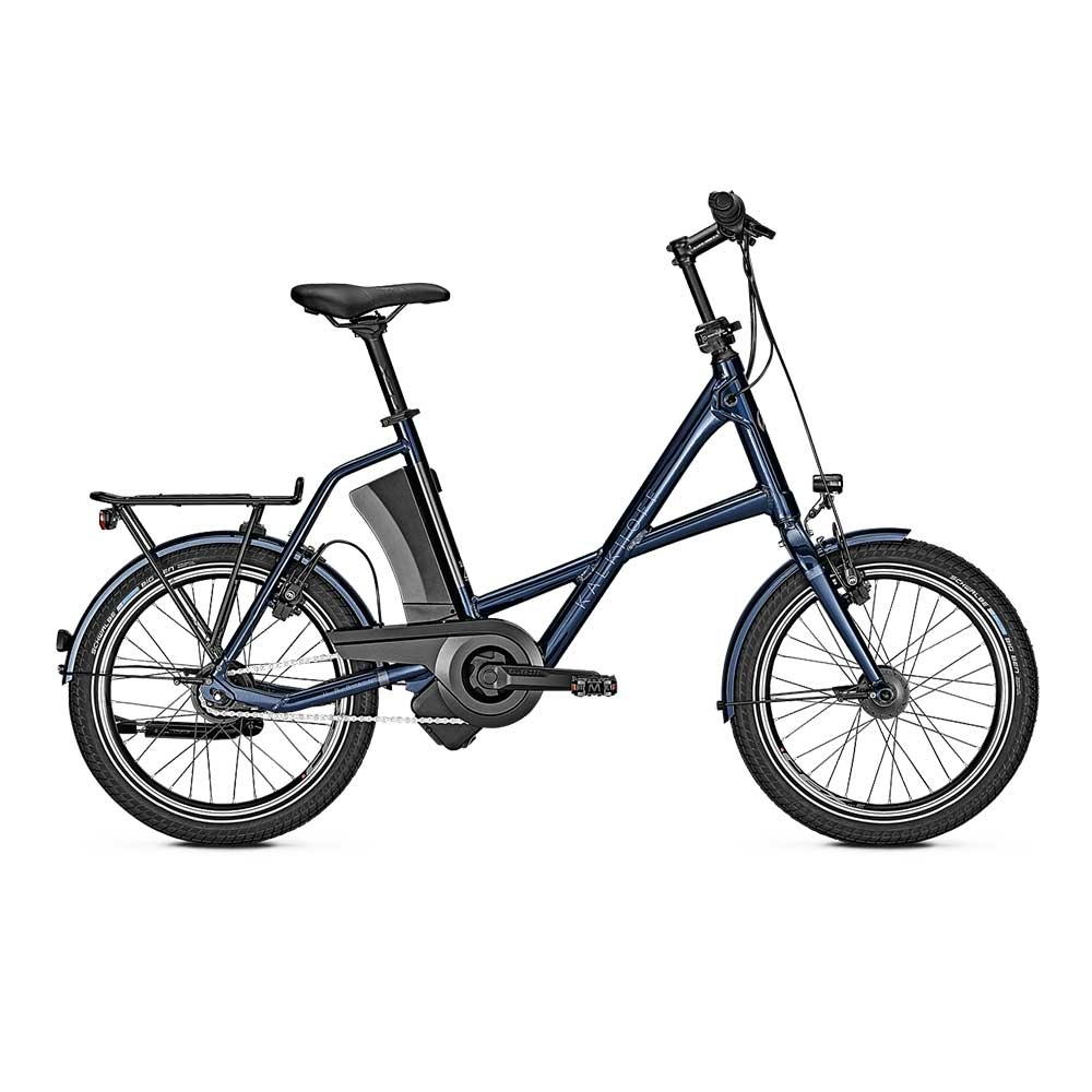 Kalkhoff E-Bike Sahel 3.I Move, Royalblue/Diamondblack glossy