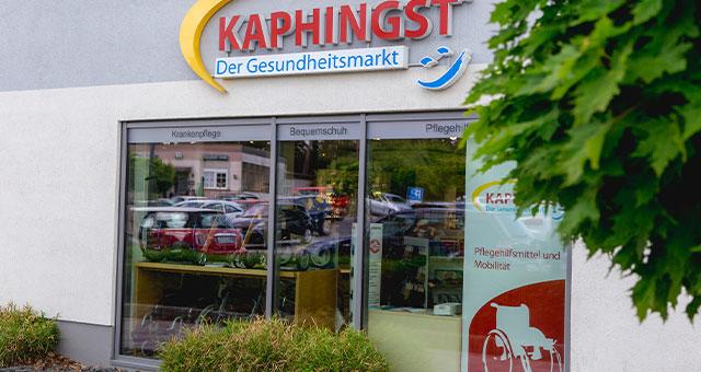 Besuchen Sie unsere Niederlassung in Stadtallendorf