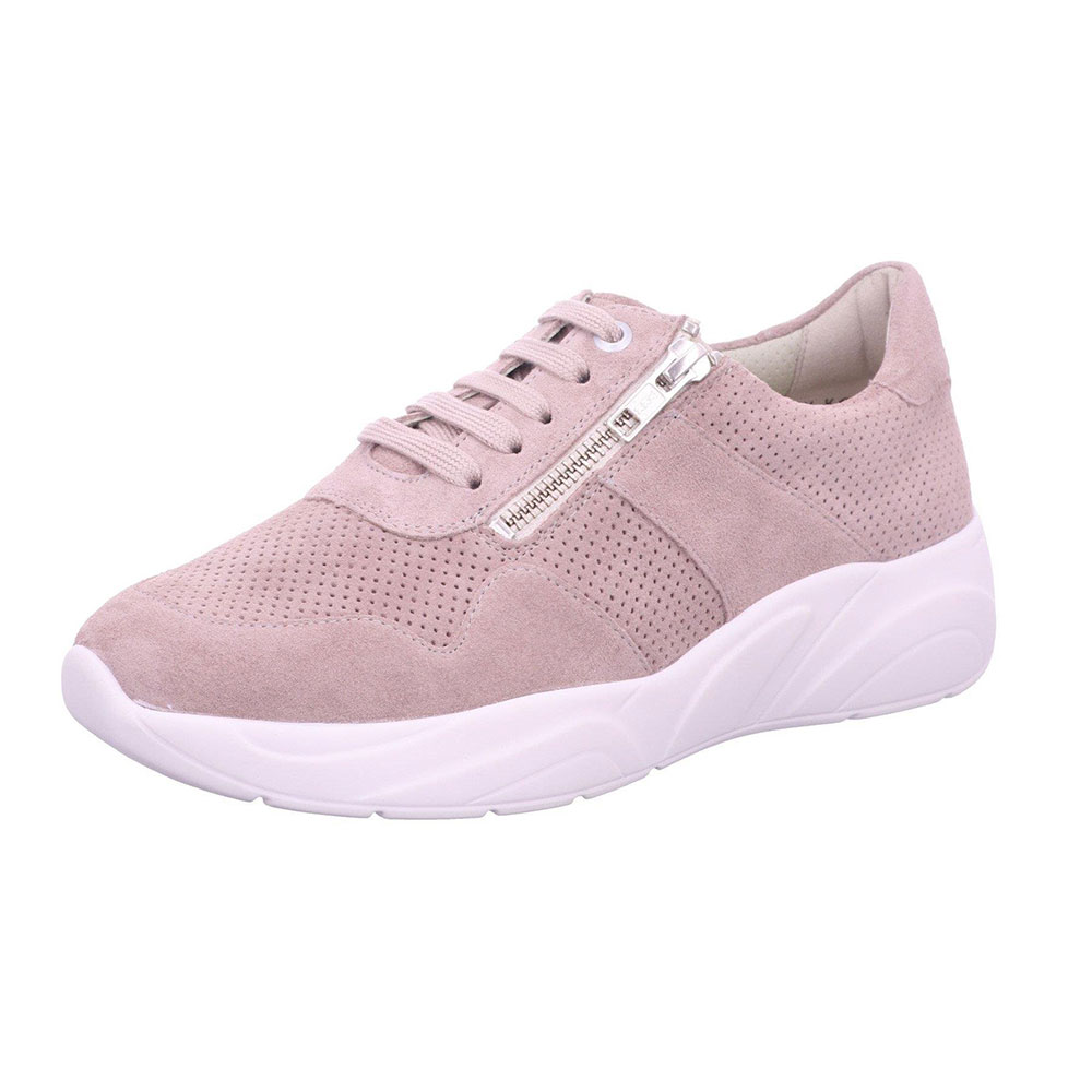 Solidus Chunky Sneaker für Damen in Blush-Rosa