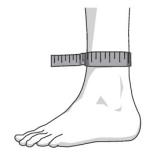 Bauerfeind Fußbandage AchilloTrain®