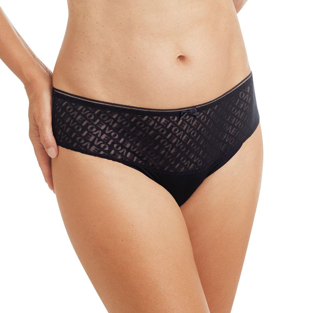 Amoena Be Yourself Panty 44756 - Model Vorderansicht