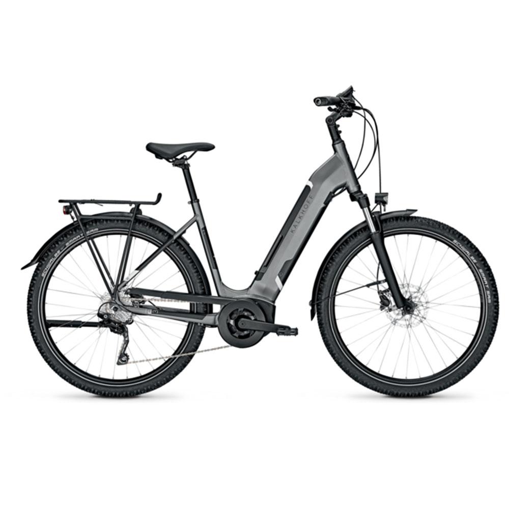 Kalkhoff E-Bike Entice 3.B Advance Wave Grey