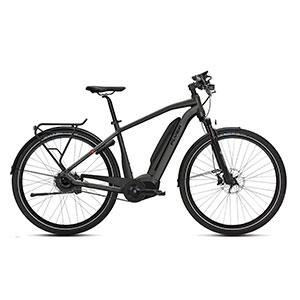 anthrazit| FLYER E-Bike Upstreet 5 7.03, Herrenrahmen anthrazit
