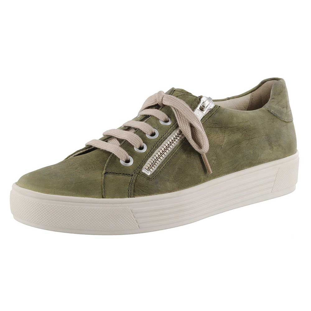gruen| Solidus Sneaker Hazel Vintage Bosco