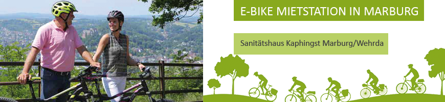 E-Bike Mietstation